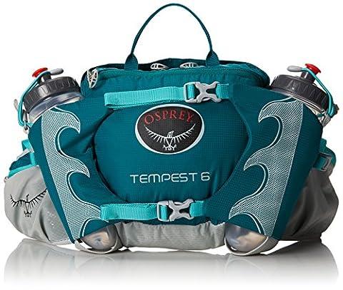Osprey Packs Tempest 6 Hip Pack, Tourmaline Green, One Size - Lumbar Pack