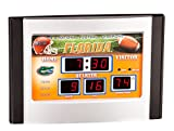 Florida Gators Scoreboard Desk & Alarm Clock