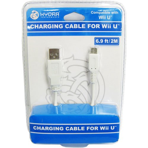 Wii U Charge Cable for Gamepad