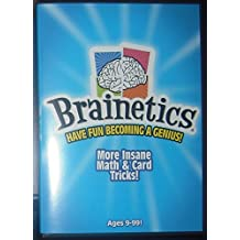 Brainetics - Insane Math & Card Tricks! - BONUS DVD