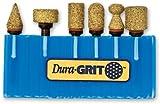 543 dremel - Dura-Grit 6 Piece Woodcarving Set by DURAGRIT