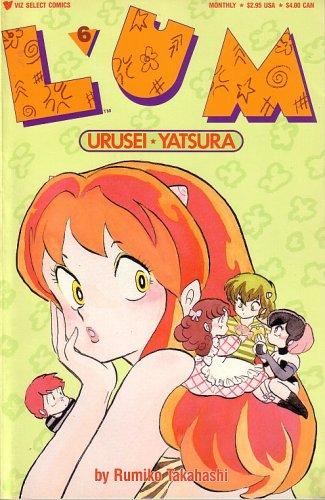 LUM, Urusei-Yatsura, #6