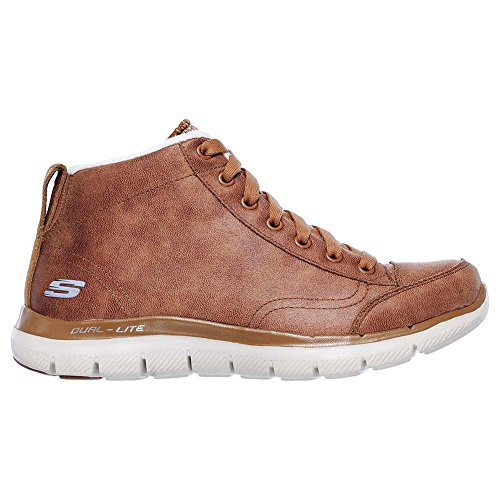 Skechers Shoes Flex Appeal 2.0-Warm Wishes Brown Size: 38.5