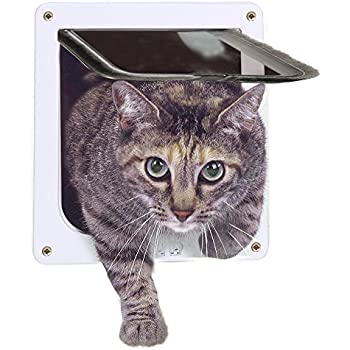 Amazon Com The Kitty Pass Interior Cat Door Hidden
