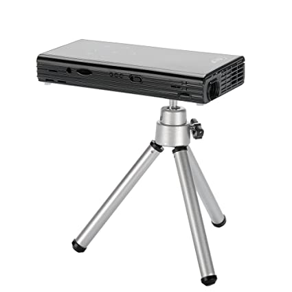 1080p HD DLP Pocket Projector - 2500 mAh Power Bank, 120 lumens ...