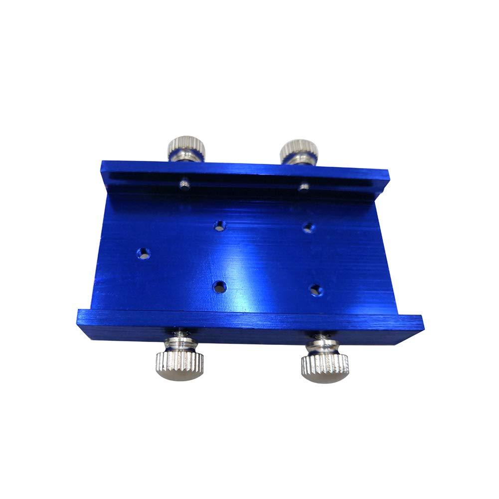 BLUE QPX Laser Radiator Laser Cooling Pad Laser Module Holder Heatsink