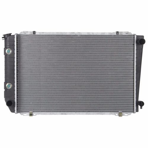 Klimoto Brand New Radiator fits Ford Country Squire LTD Crown Victoria Lincoln Town Car Mercury Grand Marquis 5.0L 5.8L V8 F0AZ16138A FO3010181 FO3010206 FOVY8005A B Q227 CU227 SBR227 RAD227 DPI227