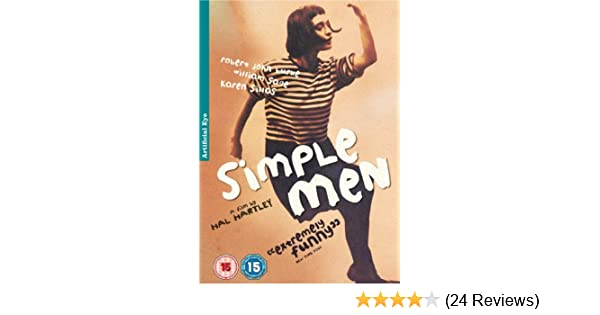 Amazon.com: Simple Men [ NON-USA FORMAT, PAL, Reg.2 Import - United Kingdom ]: Robert John Burke, Bill Sage, Elina Lowensohn, Martin Donovan, Karen Sillas, ...