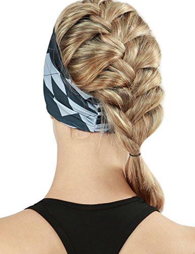Yoga Reflex Unisex Elastic Yoga Running Sports Fashion Head Wrap