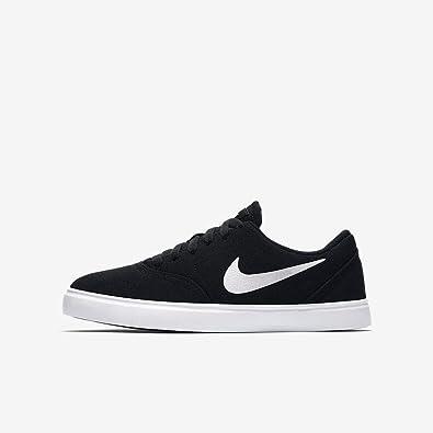 9e7762bd3eaaa Nike Boy's SB Check Canvas Skateboarding Shoes