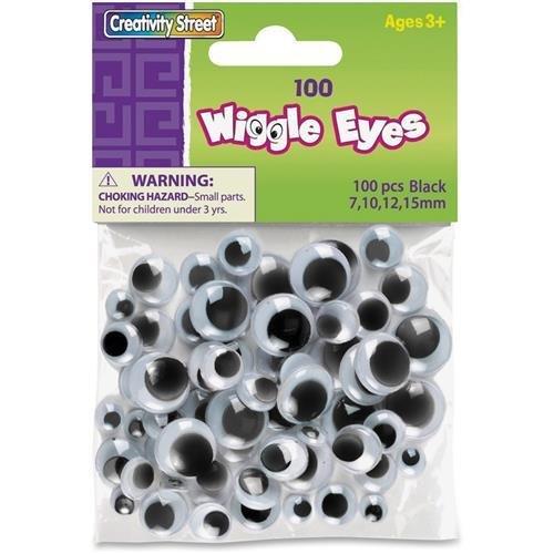Creativity Street Wiggle Eyes Assortment (344602)