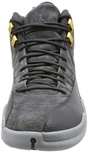 Nike Air Jordan 12 Retro Donkergrijs - 130690-005 -