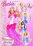 Princess Stories: A Collection to Color (Barbie) (Jumbo Coloring Book)