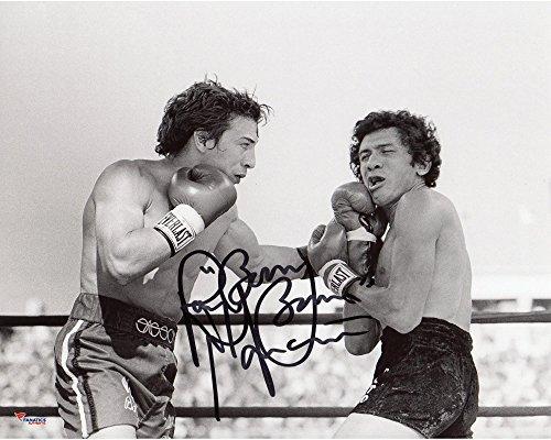 Ray Mancini Autographed 8