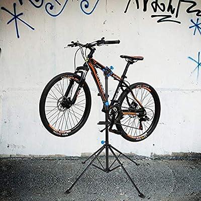 Zerone soporte para reparación de bicicleta, pie de taller para ...