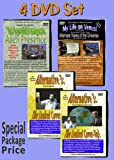 4 DVD Set: Alternate Views of the Extraterrestrials - UFO, Psychic, and Other Alternative and Channeled Information Give to Us By the ETs by Vladimir Terziski