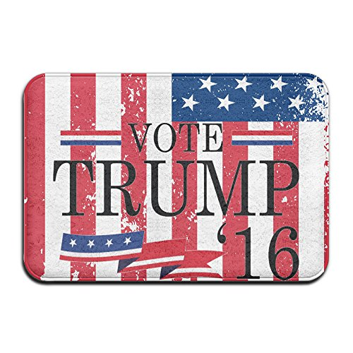 vote-trump-2016-bedroom-bathroom-floor-pads