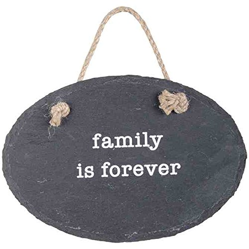 Carson Family Decorative Slate Plaque with ()