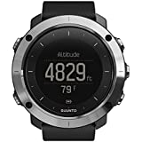 Suuntoトラバース、、GPSアウトドアハイキング、トレッキング、最大100時間。バッテリー寿命、防水、ブラック、ss021843000by Suunto