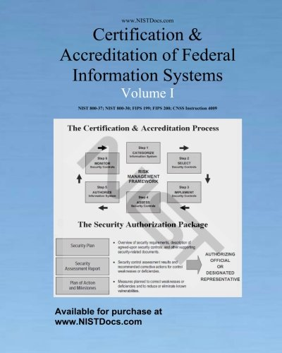 Certification & Accreditation of Federal Information Systems Volume I