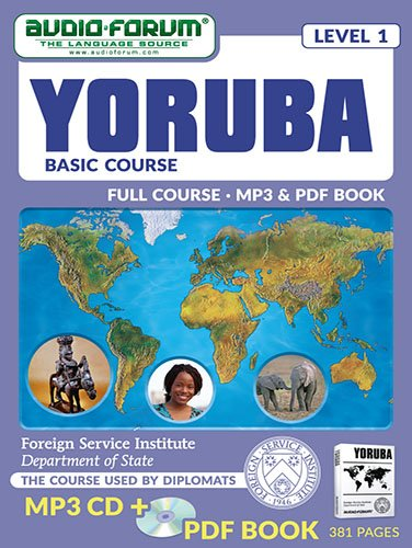Download FSI: Yoruba Basic Course (MP3/PDF) pdf