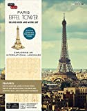 IncrediBuilds: Paris: Eiffel Tower Deluxe Book and Model Set