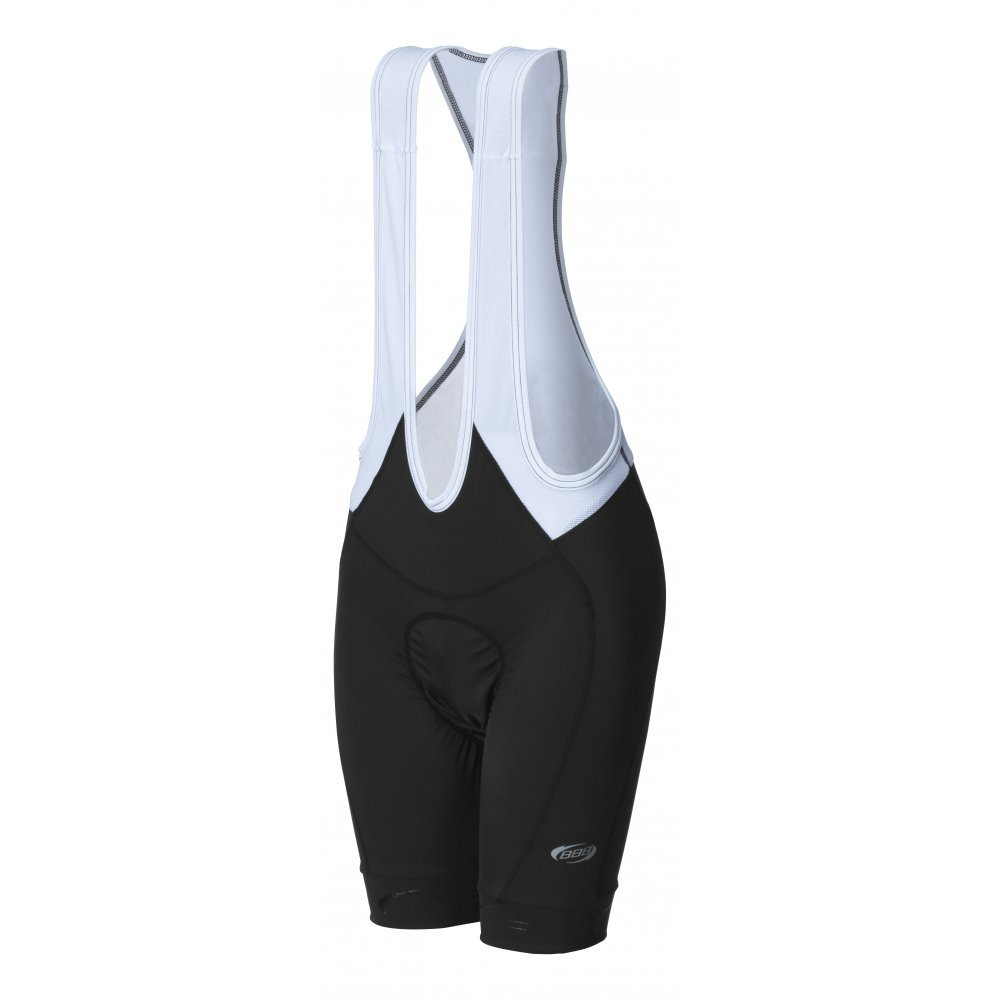 BBB bbw-216 – Girltech Damen Trägerhose schwarz & weiß