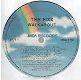 The Fixx: Walkabout LP VG++ Canada MCA MCA 5705