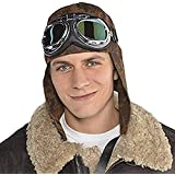 Aviator Hat With Goggles, 3 Ct.