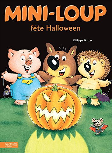 Mini Loup Fete Halloween Albums French Edition Kindle