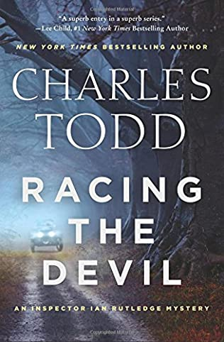book cover of Racing the Devil