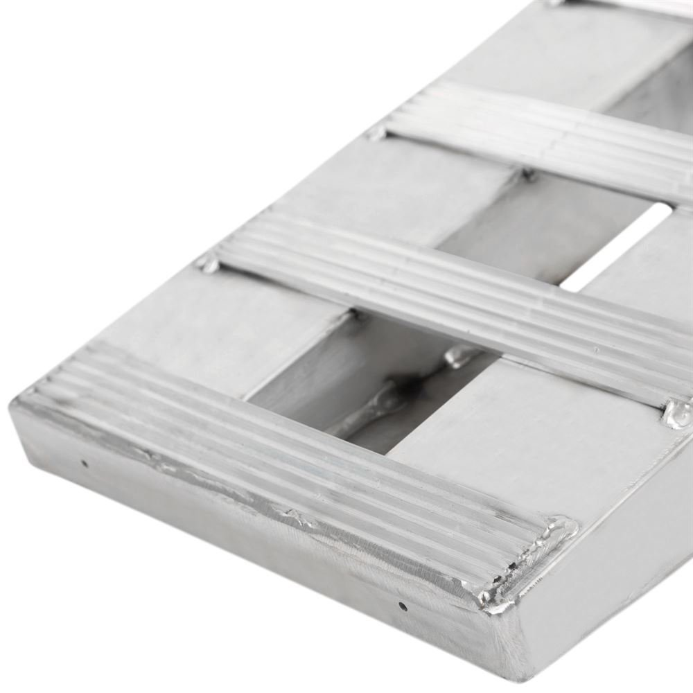 4 x 14 Equipment Loading Ramps Hook-End