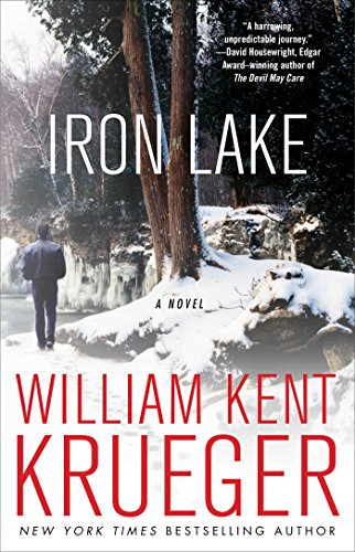 Iron Lake: A Novel (Cork O'Connor Mystery Series Book 1) by [Krueger, William Kent]