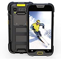 Rugged Handheld Terminal Data Collector Mobile Computer Android Symbol Barcode Reader NFC QR Scanner