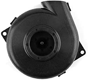 OYSTERBOY Replacement Vacuum Fan Motor for XIAOMI Roborock S50 S51 Robot Vacuum Cleaner Spare Part (Black)