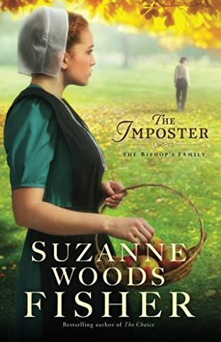 book cover of The Imposter