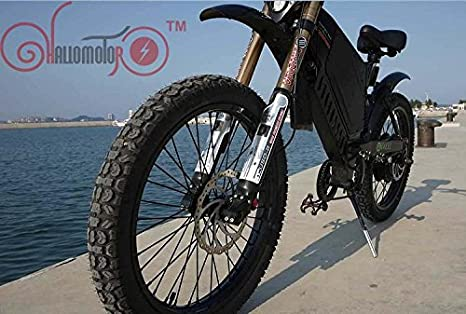 Amazon.com : Our Exclusive Ebike Triple Crown Fork For Electric Bicycle DNM USD-8 Air Suspension Electronic Motorcycle Parts : Sports & Outdoors