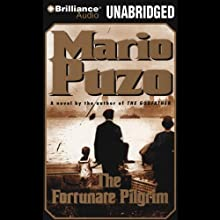 The Fortunate Pilgrim Audiobook by Mario Puzo Narrated by John Kenneth