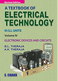 Textbook of electrical technology by BL theraja vol 2