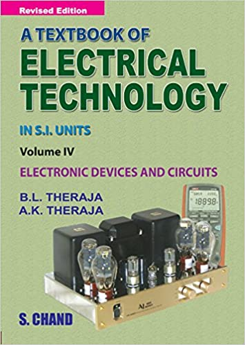 Buy A Textbook Of Electrical Technology Volume