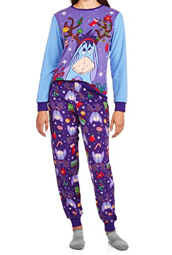 Disney Eeyore Women's Christmas PJs
