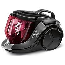 RowentaX-Trem Power Cyclonic - Aspirador (75 dB, filtración de aire y suciedad, eficiencia energética A), rojo