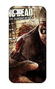Lovers Gifts 4352698K28155327 Quality Case Cover With 2013 The Walking Dead Season 4 Nice Appearance Compatible With Iphone 5/5s