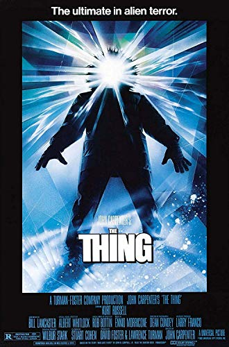 PosterOffice The Thing Movie Poster (1982) - Size 24