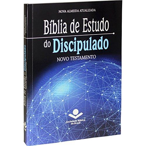 Bíblia de Estudo do Discipulado. Novo Testamento