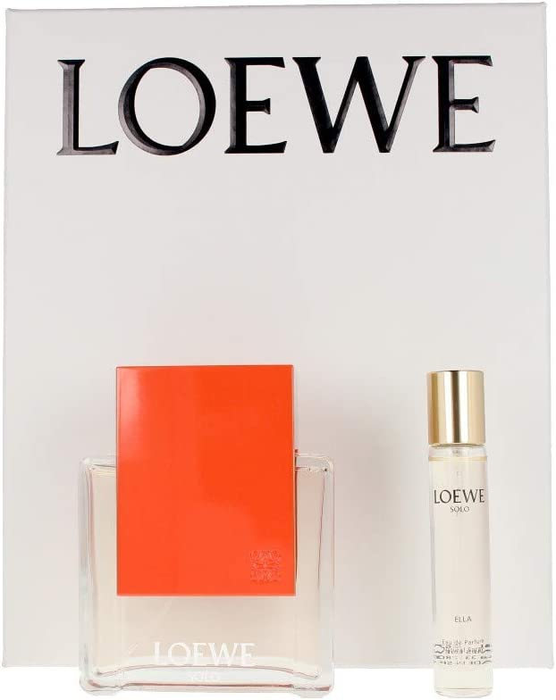 Loewe Solo Loewe Ella Edp Vapo 100 Ml Sets: Amazon.es: Belleza