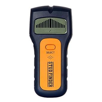 TS79 3 en 1 Detector Localizador de montantes de madera de alambre de metal de voltaje