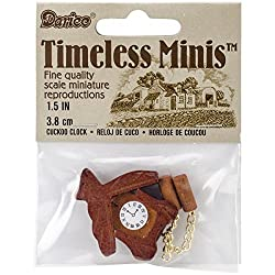 Miniature - Cuckoo Clock - 1.5 inches by Darice