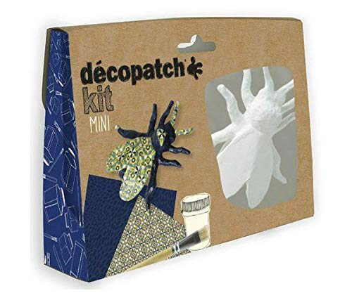 Set of Decoupage Bee, Décopatch, Sets, Animals, Objects, Hobby Colors