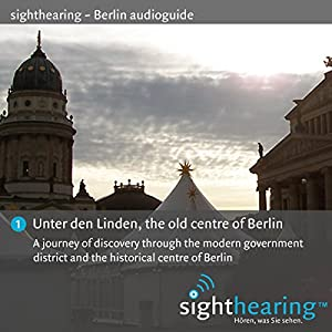 Unter den Linden, the old centre of Berlin Audiobook
